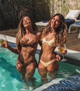 Aline Riscado & Lulu Gondim