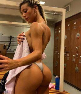 Argentinian Fit Model Sol Perez