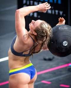 Crossfit Babe Brooke Wells