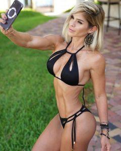 Michelle Lewin Selfie