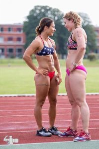 crossfit-babes-Celia-and-Marie-Emilie