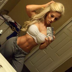 Heidi Somers Selfie
