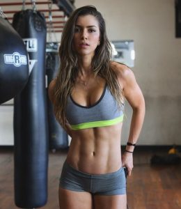 fit-babe-sports-bra-workout-shorts