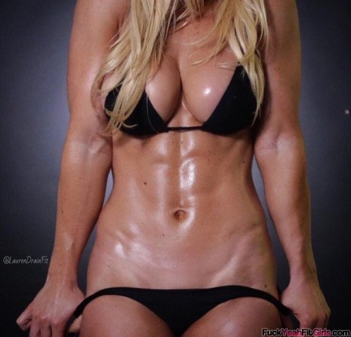 Girls with abs and big boobs Fit Girl Abs Big Boobs Fuckyeahfitgirls