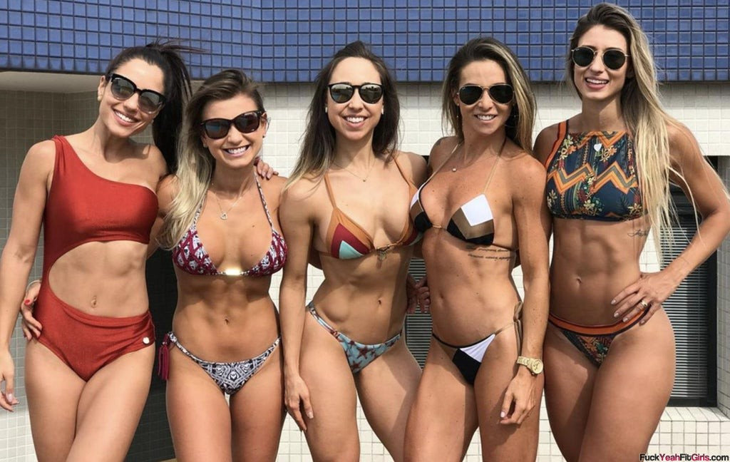 five-fit-girls