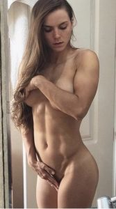 Hot Nude Fit Body