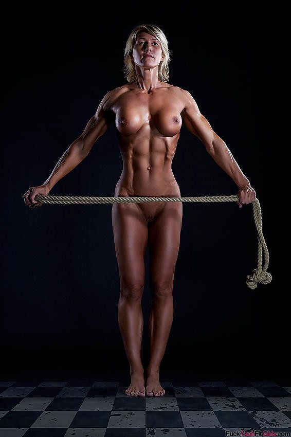 Nude Fitness Models