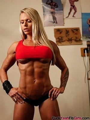stunning-sexy-female-athlete